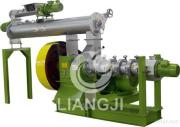 Soybean Corn Grain Dry Extruder Machine