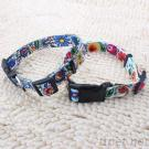 Factory Personalized Wholesale Sublimation Polyester Dog Collar