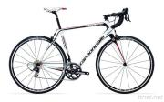 Cannondale Synapse Carbon 105 White 2014 Road Bike