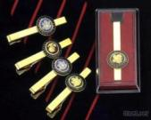3D Military Tie Clips