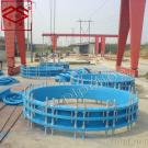 Double-Flange Metallic Dismantling Joint, Metal Expansion Joint