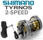 Shimano Tyrnos 2-Speed 50Iilrs Reel