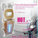 Ultrasound Vacuum Roller Tripolar RF Slimming And Skin Care Beauty Equipment