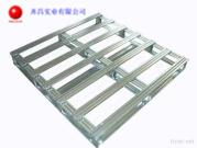 Durable Stacking Steel Pallet