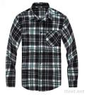 Men's Autumn High Quality Plaids Flannel Shirts