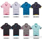 Men's Short Sleeve Polo Shirts