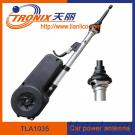 Fully Automatic 5 Sections Mast Power Car Antenna TLA1035