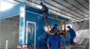 Spray Booth BTD 7400-1(Water Painting)