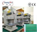 V Cut PCB SeparatorPneumatic Pcb Depanelizer With Solid Iron Frame And Two Sharp Linear Blades, CWV-200