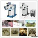 Laser Welding System For Goldsmithing And Jewelry Repair