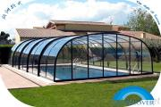 2 In 1 Pool Cover, Pool Enclosure, Swimming Pool Coveroves