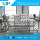 R. O. Reverse Osmosis Filtration Drinking Water Treatment System Plant