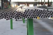 Polished Stainless Steel Tube With 600 Grit Finish