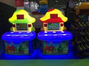 Latest Coin Operated Amusement Video Ticket Redemption Game Blue Guy'S2