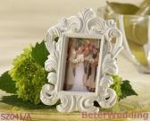 White Baroque Photo Frame/Place Card Holder Wedding Decoration Party Decoration