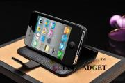 IPhone5S Folia Case With Stand, IPhone4S Leather Case, IPhone5S Leather Case