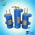 Refrigerant Shell Tube Heat Exchanger For Swimming Pool