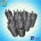 Chilled Water Cooling Coil Stainless Steel Spiral Tube