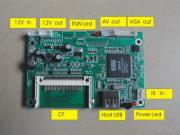 CF Card Advertising Player PCBA Board ESS Board
