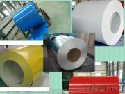 Color-Coated Galvanized Steel Coil