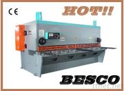 Chinese Sheet Metal Cutting Machine