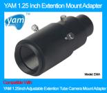 YAM 2 inch Adjustable Extention Tube Camera Adapter