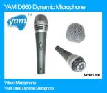 YAM D660 Wired Microphone