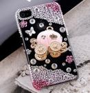 jeweled cell phone cases for Iphone 4gs 3