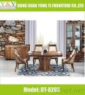 1600/1800Mm Dining Room Table, 3D Carving Dining Room Furniture