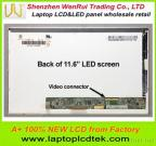 LP116WH1(TL)(B1) HD For LG New A+ Laptop Screens
