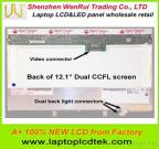 Laptop LCD Screen B121EW08 V. 0 Original Cheap A+