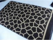 100% Cotton Yarn Dyed Face Towel