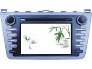 car dvd player with gps for Mazda6