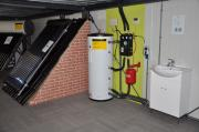 FREE-XT Solar Water Heating System