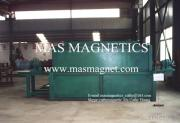 CTL Dry Drum Magnetic Separator For Iron Ore Fines