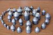 Tungsten Carbide Drilling Bit Buttons All Kinds Of Tungsten Parts Manufactory High Wear And Competitive Price