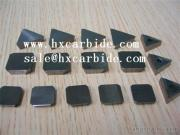 Tungsten Carbide Insert For Cutting Tools, Saw Blades OEM&ODM High Wear Cutter Cemented Carbide Inserts