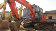 Used Hitachi Excavator ZX200