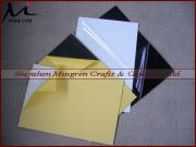 Double Side Self-Adhesive PVC, Foam PVC for Photo Album