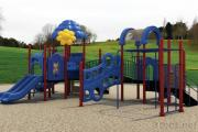 Outdoor Playground Equipment/Amusement Park Playground Equipment