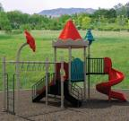 New Outdoor Playground Tower Series