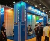 china exhibition booth