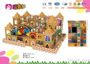 Safe Children Indoor Playground For Cafe
