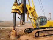 CSR ZoomlionTescar Sany Bauer Liebherr Rotary Piling Rig Parts Friciton Interlocking Kelly Bar
