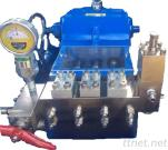 High Pressure Pump, High Pressure Plunger Pump, High Pressure Reciprocating Pump(WP2A-S)