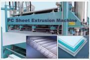 Polycarbonate Sheet Extrusion Plant