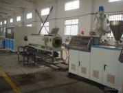 HDPE Carbon Spiral Pipe Extruding Machine