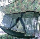 Outdoor Camouflage Hanging Tent