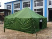 Waterproof Canvas Military Disaster Relief Tent