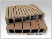 WPC hollow outdoor decking 150X30mm
